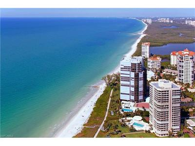 Condo/Townhouse Sold: 4901 Gulf Shore Blvd N #104
