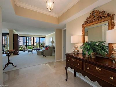 Allegro Condo/Townhouse Sold: 4031 Gulf Shore Blvd N #9C