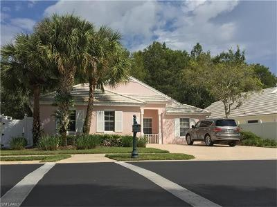 Naples Single Family Home For Sale: 1231 Silverstrand Dr