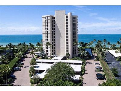 Condo/Townhouse Sold: 4001 Gulf Shore Blvd N #PH8