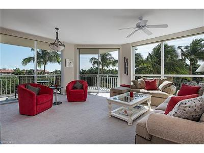 Bay Shore Place Condo/Townhouse Sold: 4255 Gulf Shore Blvd N #202
