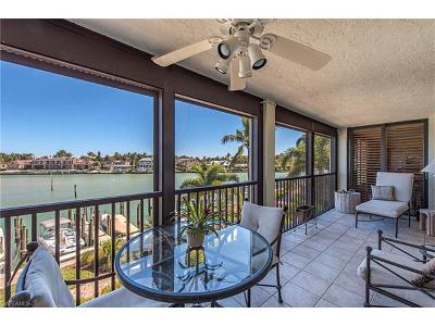 Admiralty Point Condo/Townhouse Sold: 2400 Gulf Shore Blvd N #204