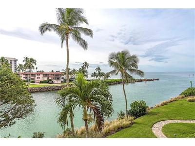 Admiralty Point Condo/Townhouse Sold: 2326 Gulf Shore Blvd N #310