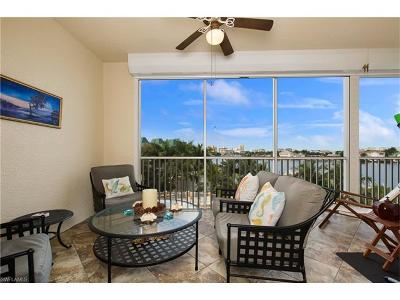 Naples Condo/Townhouse Sold: 400 Flagship Dr #406