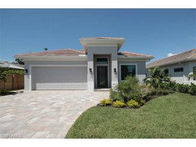 Collier County Single Family Home For Sale: 712 108th Ave N