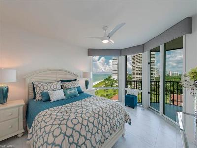 Condo/Townhouse Sold: 4651 Gulf Shore Blvd N #806