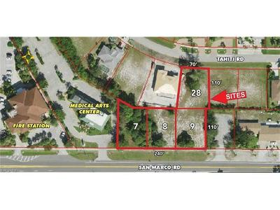 Marco Island Residential Lots & Land For Sale: 1346 San Marco Rd