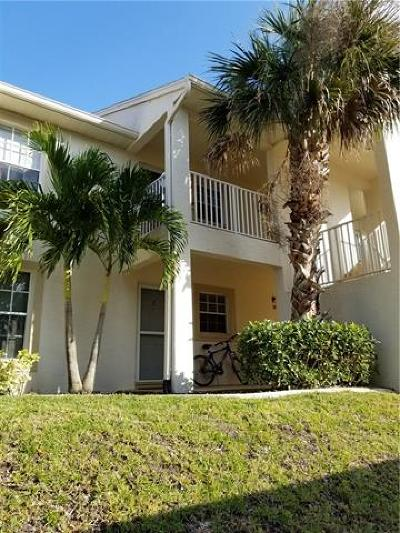 Fort Myers FL Condo/Townhouse For Sale: $131,500