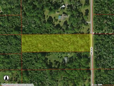 Naples Residential Lots & Land For Sale: 385 7th St NW