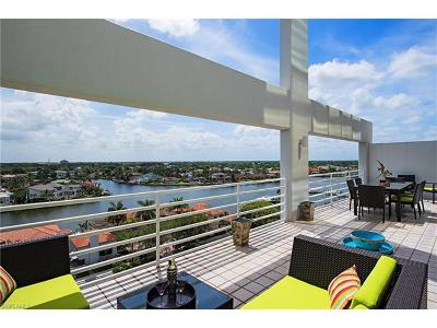 Condo/Townhouse Sold: 4751 Gulf Shore Blvd N #1003