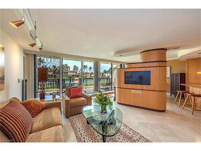 Admiralty Point Condo/Townhouse Sold: 2301 Gulf Shore Blvd N #114