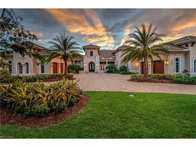 Naples Single Family Home For Sale: 28890 Cavell Ter