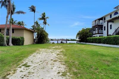 Bonita Springs, Fort Myers Beach, Marco Island, Naples, Sanibel, Cape Coral Residential Lots & Land For Sale: 62 Dolphin Cir