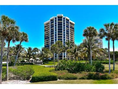 Condo/Townhouse Sold: 4551 Gulf Shore Blvd N #806