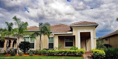 Single Family Home For Sale: 8160 Chianti Ln