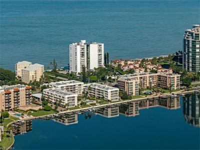 Condo/Townhouse Sold: 3951 Gulf Shore Blvd N #703
