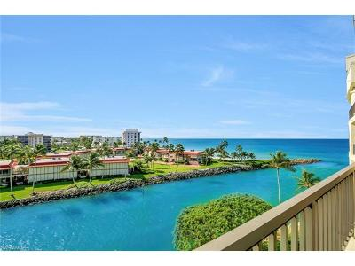 Admiralty Point Condo/Townhouse Sold: 2321 Gulf Shore Blvd N #708