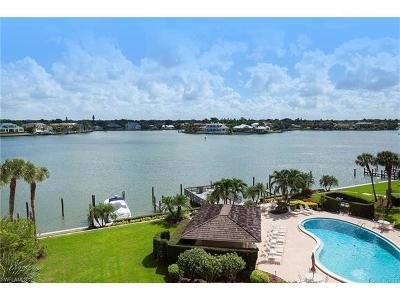 Condo/Townhouse Sold: 3500 Gulf Shore Blvd N #503