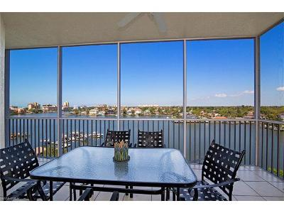 Naples Condo/Townhouse Sold: 400 Flagship Dr #708