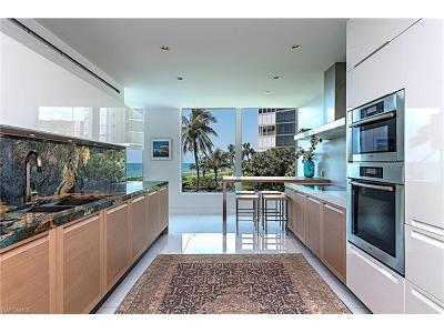 Condo/Townhouse Sold: 4301 Gulf Shore Blvd N #201