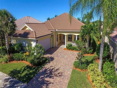 Single Family Home For Sale: 7883 Portofino Ct