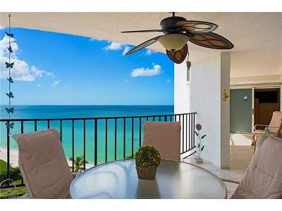 Condo/Townhouse Sold: 3951 Gulf Shore Blvd N #802