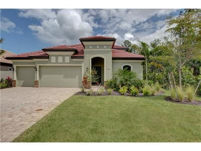 Naples Single Family Home For Sale: 3061 Mandalay Pl