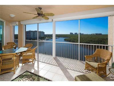 Collier County Condo/Townhouse For Sale: 425 Dockside Dr #702