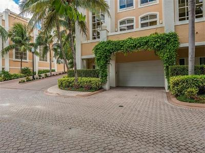 Naples FL Condo/Townhouse Sold: $980,000