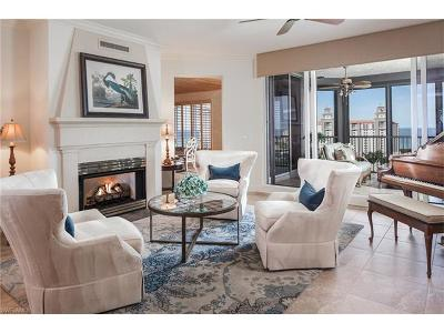 Naples FL Condo/Townhouse For Sale: $2,695,000