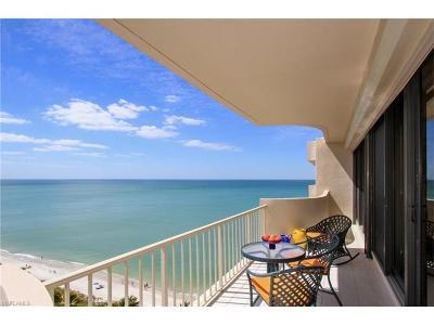 Condo/Townhouse Sold: 4005 Gulf Shore Blvd N #PH04