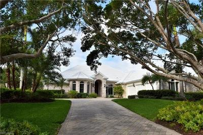 Naples FL Single Family Home For Sale: $5,260,000