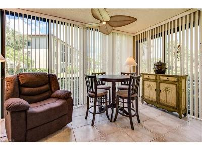 Naples Condo/Townhouse For Sale: 7240 Coventry Ct #302