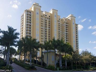 Estero Condo/Townhouse For Sale: 4761 West Bay Blvd #1805