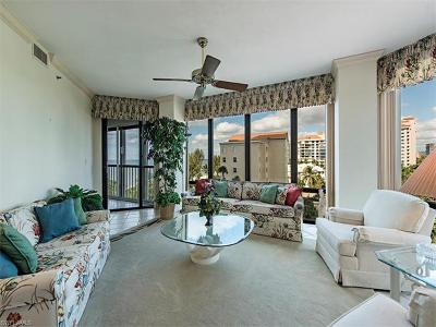 Condo/Townhouse Sold: 4951 Gulf Shore Blvd N #304