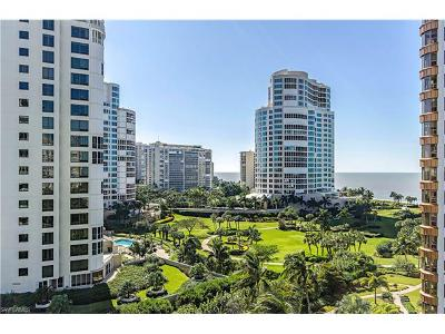 Bay Shore Place Condo/Townhouse Sold: 4255 Gulf Shore Blvd N #705