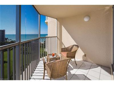 Condo/Townhouse Sold: 4041 Gulf Shore Blvd N #1004