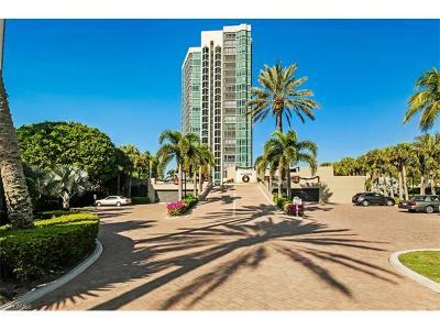 Condo/Townhouse Sold: 4651 Gulf Shore Blvd #1802