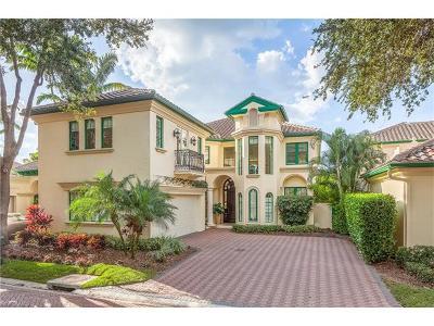 Single Family Home For Sale: 8121 Via Vecchia