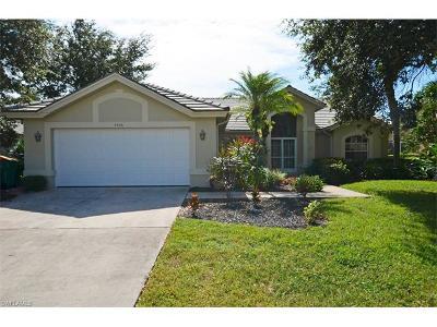 Naples Single Family Home For Sale: 4506 Snowy Egret Dr
