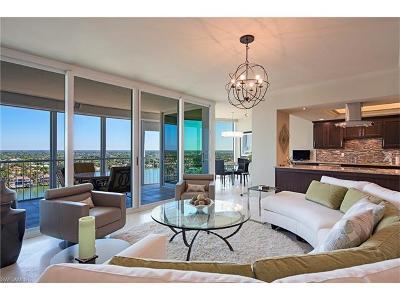 Condo/Townhouse Sold: 3971 Gulf Shore Blvd N #1805