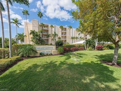 Colony Gardens Condo/Townhouse Sold: 400 Park Shore Dr #201