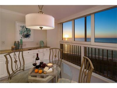Condo/Townhouse Sold: 4041 Gulf Shore Blvd N #1403