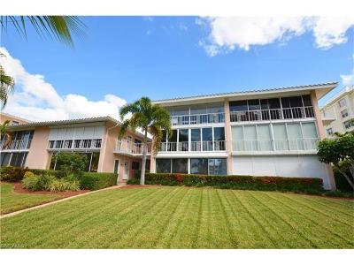 Condo/Townhouse Sold: 1910 Gulf Shore Blvd N #105