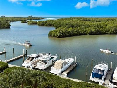 Collier County Condo/Townhouse For Sale: 445 Dockside Dr #A-604