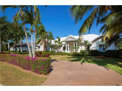 Marco Island Single Family Home For Sale: 1540 Caxambas Ct