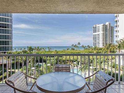 Club At Naples Cay Condo/Townhouse Sold: 40 Seagate Dr #203