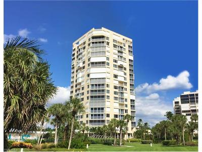 Condo/Townhouse Sold: 4041 Gulf Shore Blvd N #101