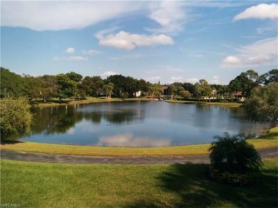 Naples Condo/Townhouse For Sale: 509 Lake Louise Cir #201