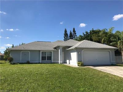 Cape Coral Single Family Home For Sale: 1322 SW 2nd Ave